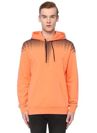 Marcelo Burlon Sweatshirt Oranj